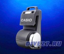 Новый гаджет для аквалангистов – телефон от Casio