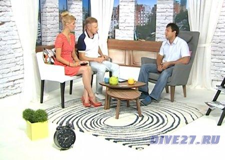 Выступление Звонкова В.Ю. на ТВ