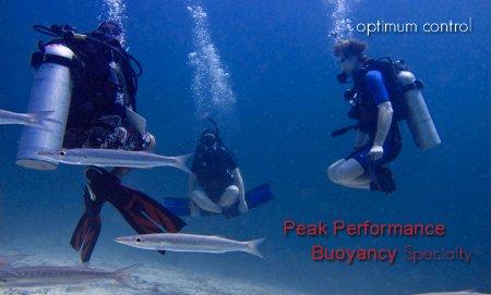 Peak Performance Buoyancy (мастерское владение плавучестью)
