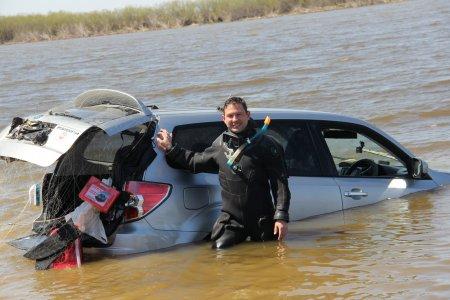 Спасение авто Subaru Forester