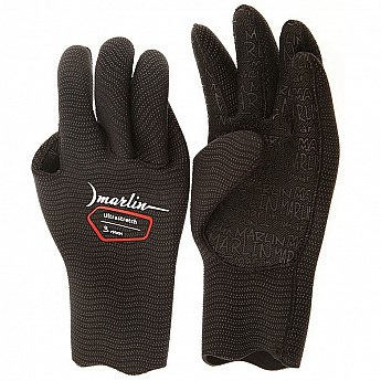 Перчатки Marlin ULTRASTRETCH 3 mm, black M